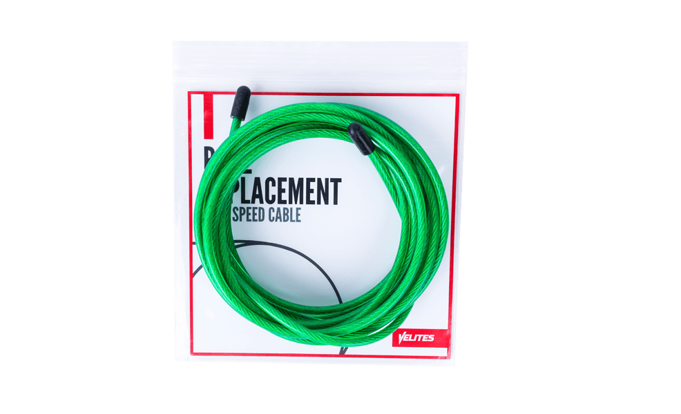 4 mm green cable